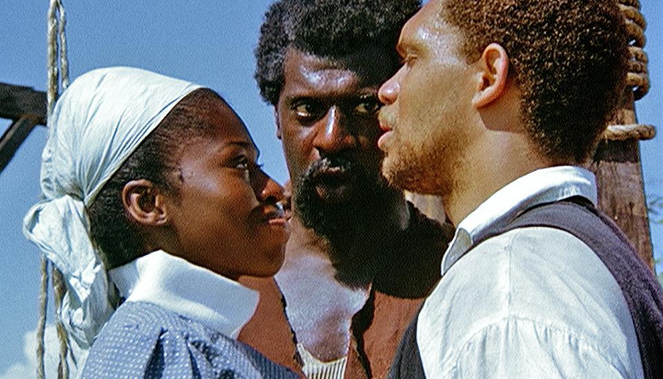 Dialogues between the Sankofa Characters