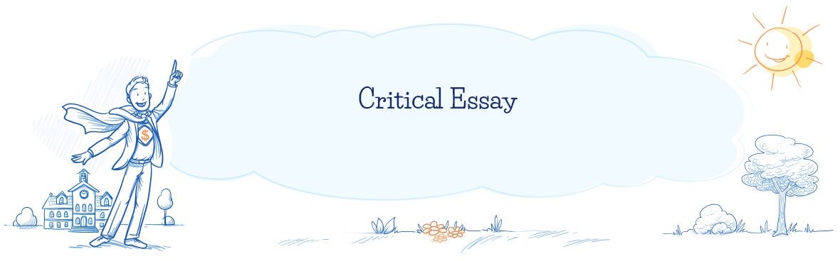 Purchase a Critical Essay from the Agency Offering Moderate Rates