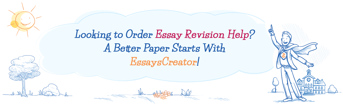 Order Essay Revision Help from our Experts!