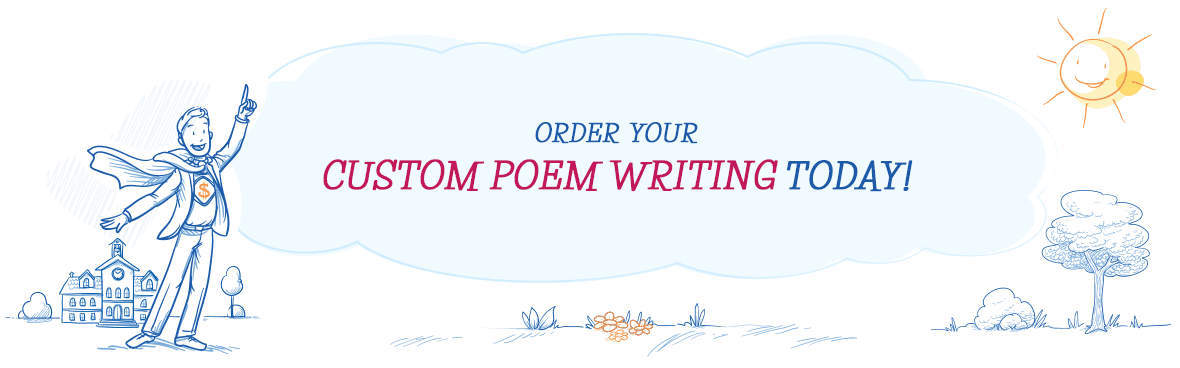 Buy Poem Writing Help - Hire a Professional Academic Writer!