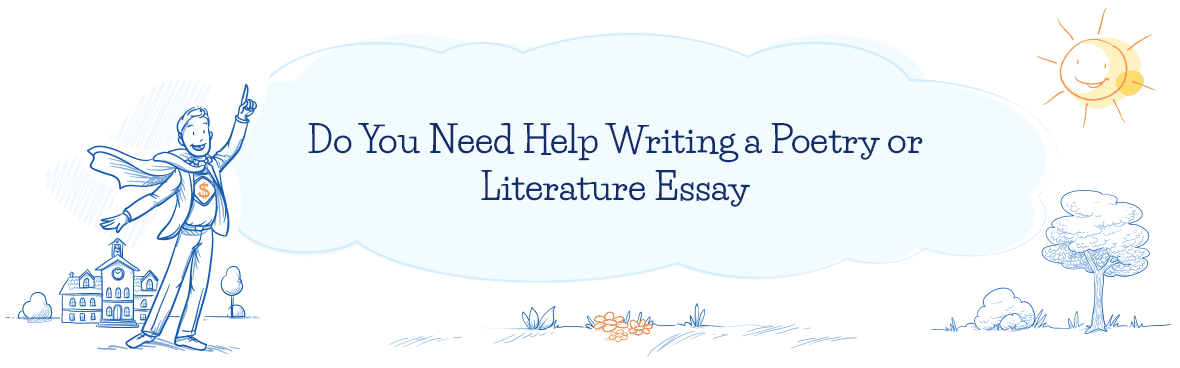 Buy Poetry or Literature Essay Papers Online | EssaysCreator