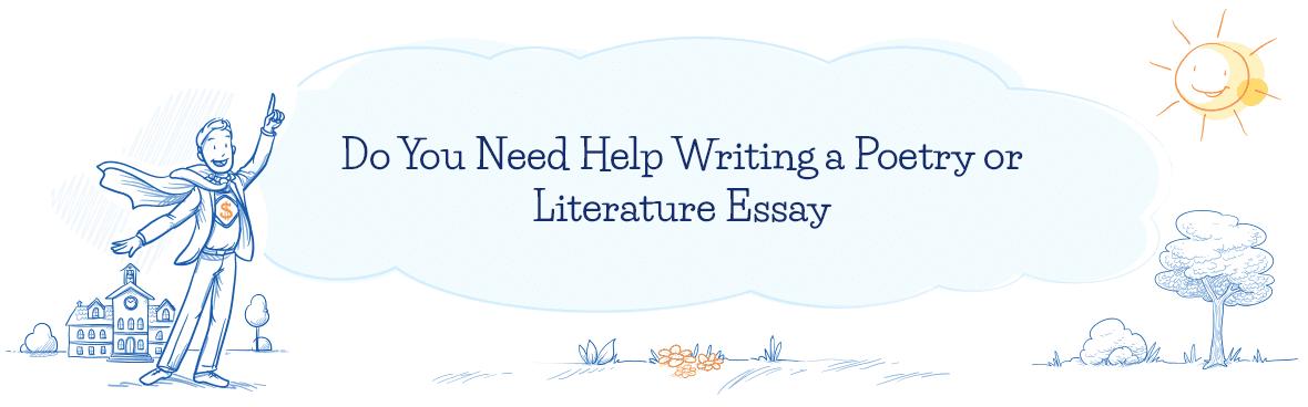 Buy Poetry or Literature Essay Papers Online