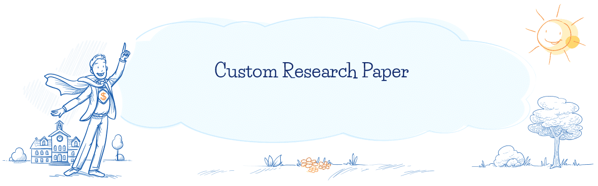 Custom Research Paper | Qualified Support for Students