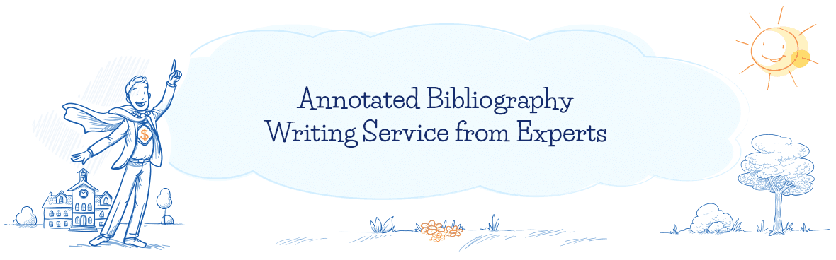 Annotated Bibliography Writing Service from Experts.