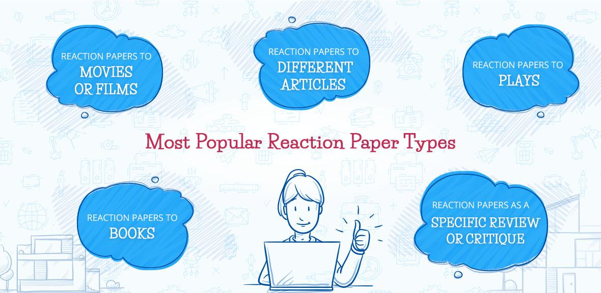 Reaction Paper Types