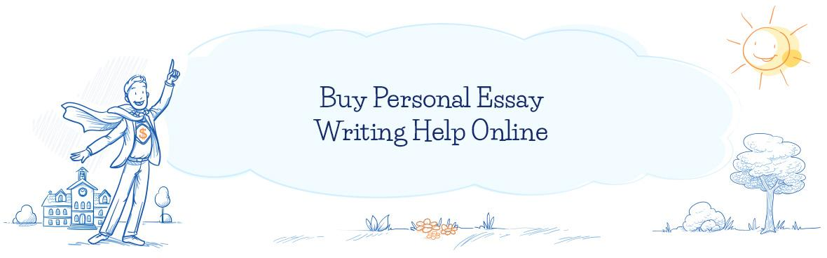 Buy Personal Essay Writing from a Renowned Web Provider
