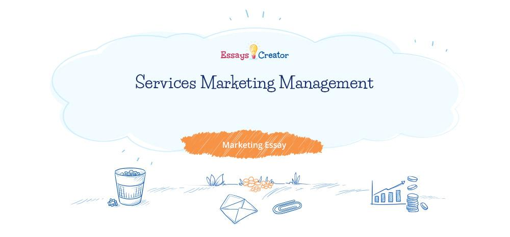 Essay on marketing management