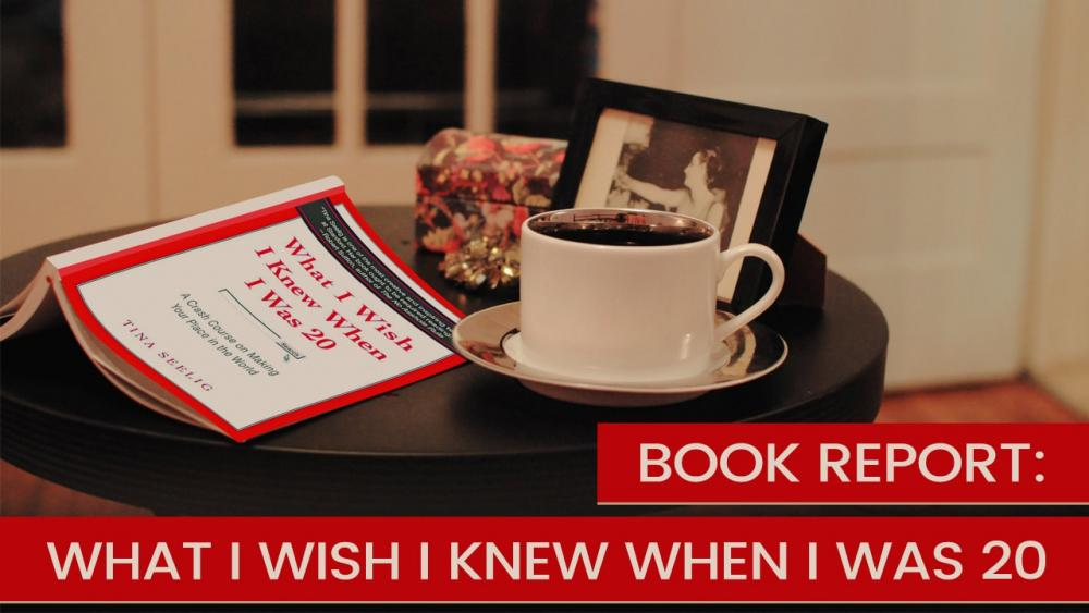 Book What I Wish I Knew When I Was 20