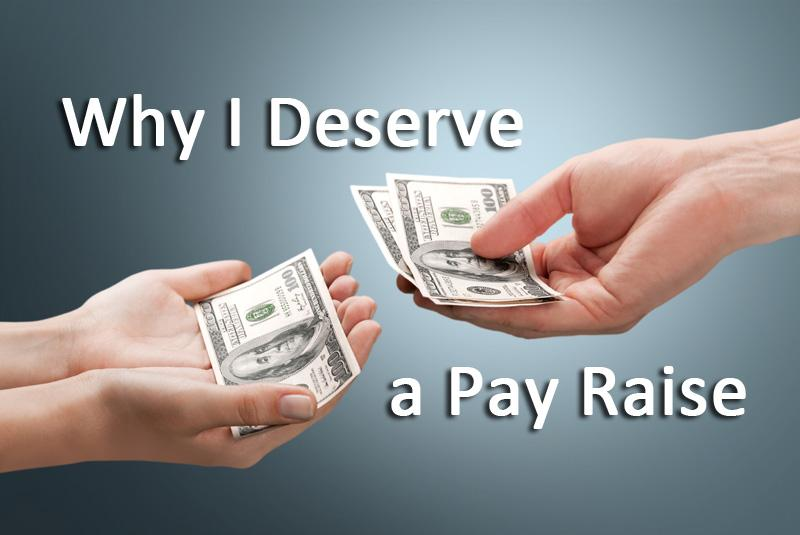 Essay Sample: Why I Deserve a Pay Raise
